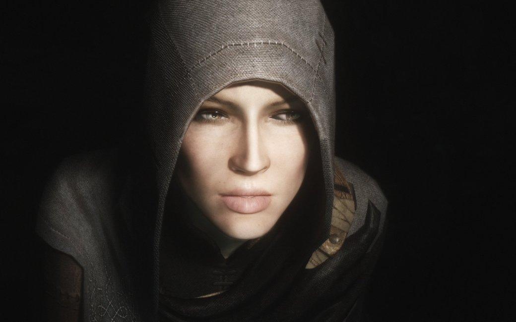 Лица The Elder Scrolls 5: Skyrim. Продолжение - Изображение 1