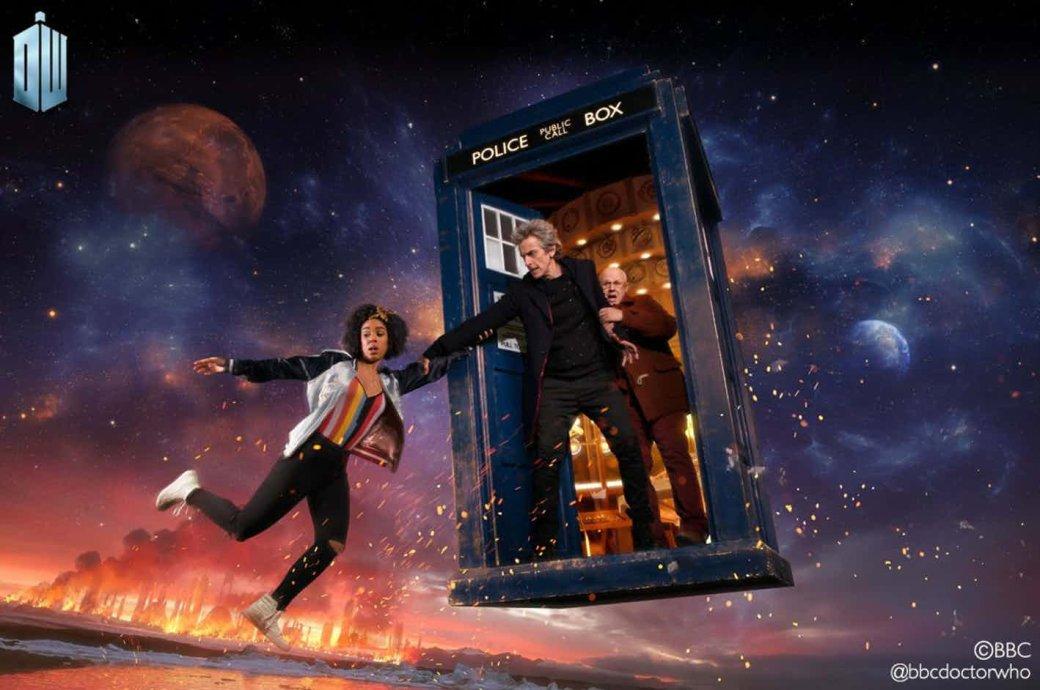 BBC представил трейлер 10-го сезона «Доктора Кто»