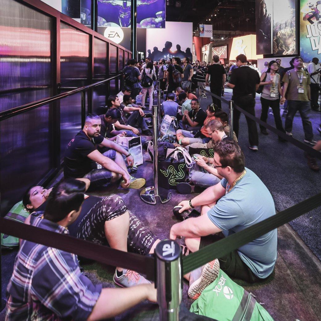 E3 2015: как это было - Изображение 11