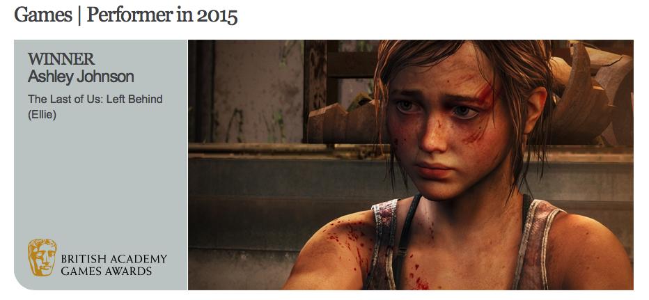 Премия BAFTA за лучшие игры прошлого года: победители и комментарии - Изображение 10