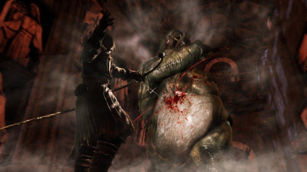 Как Dark Souls 2, становясь дружелюбнее, остается такой же сложной - Изображение 7