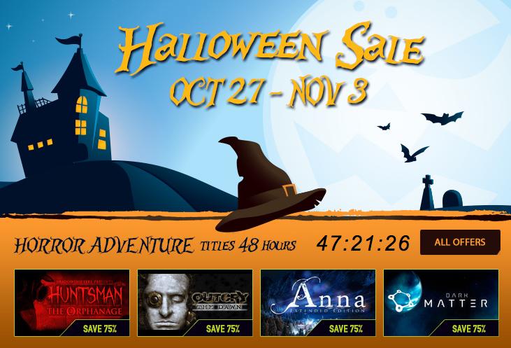Хэллоуинские распродажи манят сотнями игр (список обновляется). - Изображение 8