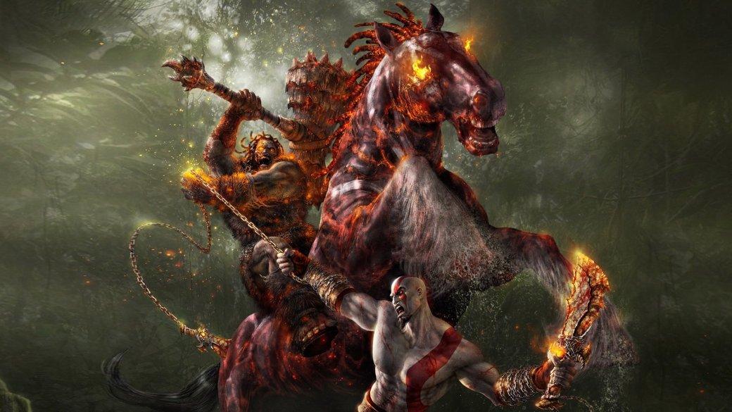 God of War 3 Remastered: Кратосу пора вернуться. - Изображение 3