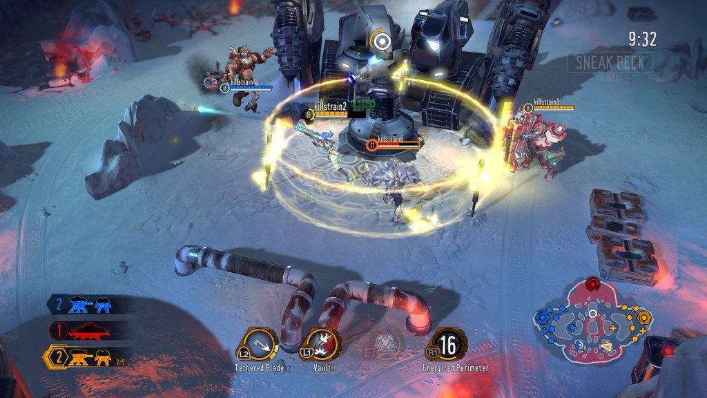 12 июля на PS4 выйдет условно-бесплатный командный экшен Kill Strain - Изображение 1