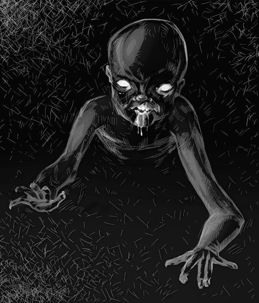 Потомок тёмных. Глава 1 - Изображение 2