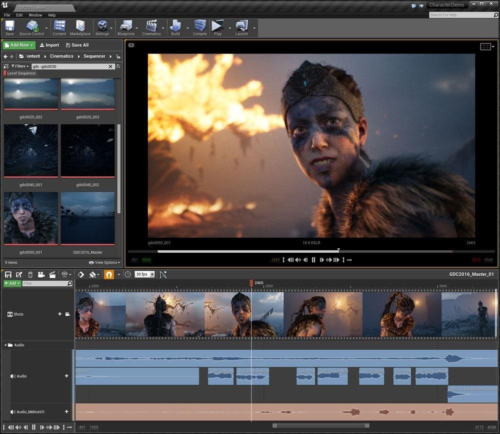 Что крутого появилось в Unreal Engine 4.12  - Изображение 1