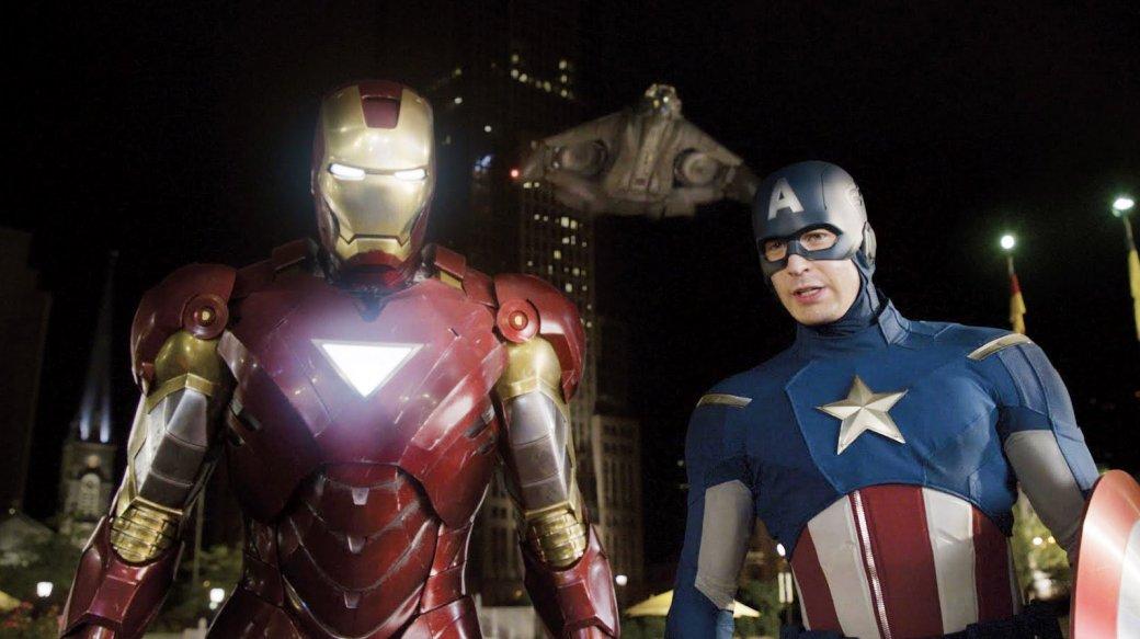 Глава Marvel уверен, что Кэпа и Старка могут сыграть другие актеры - Изображение 1