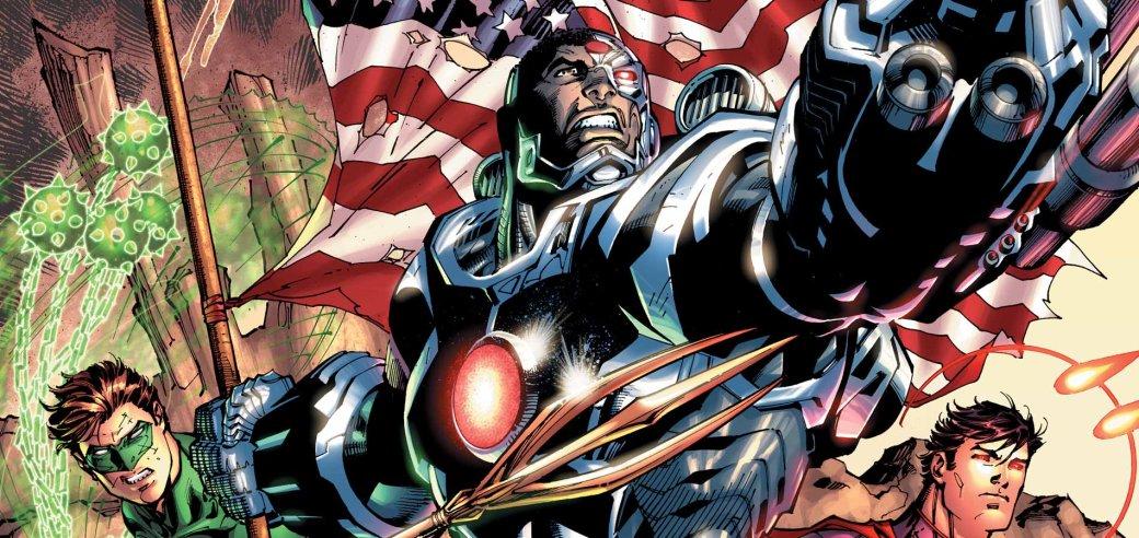Зак Снайдер назвал причины появления Киборга в Batman v Superman - Изображение 1