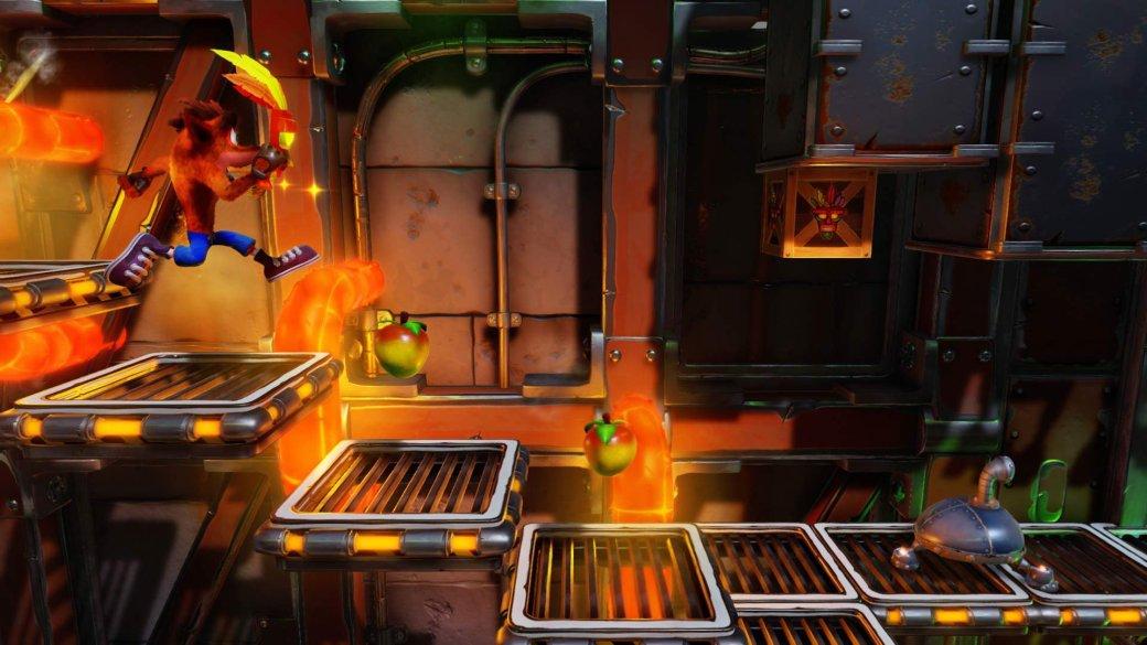 PlayStation 1 Strikes Back. Разбираем Crash Bandicoot N. Sane Trilogy - Изображение 11