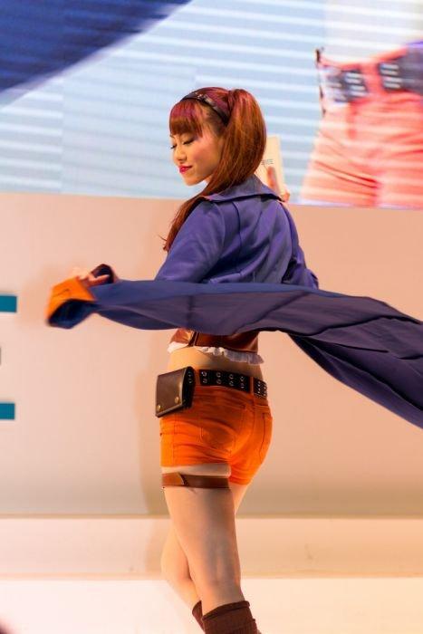Девушки с Asia Game Show 2012 - Изображение 16