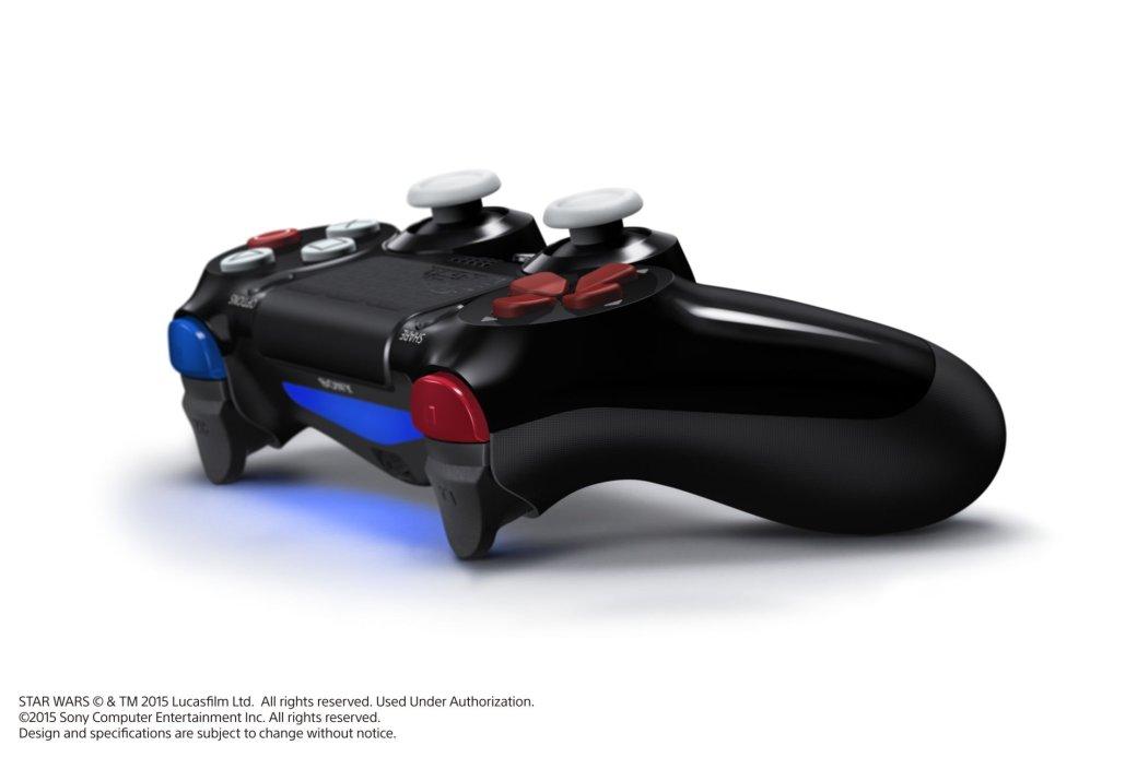 Геймпад Дарта Вейдера для PS4 можно купить отдельно - Изображение 2