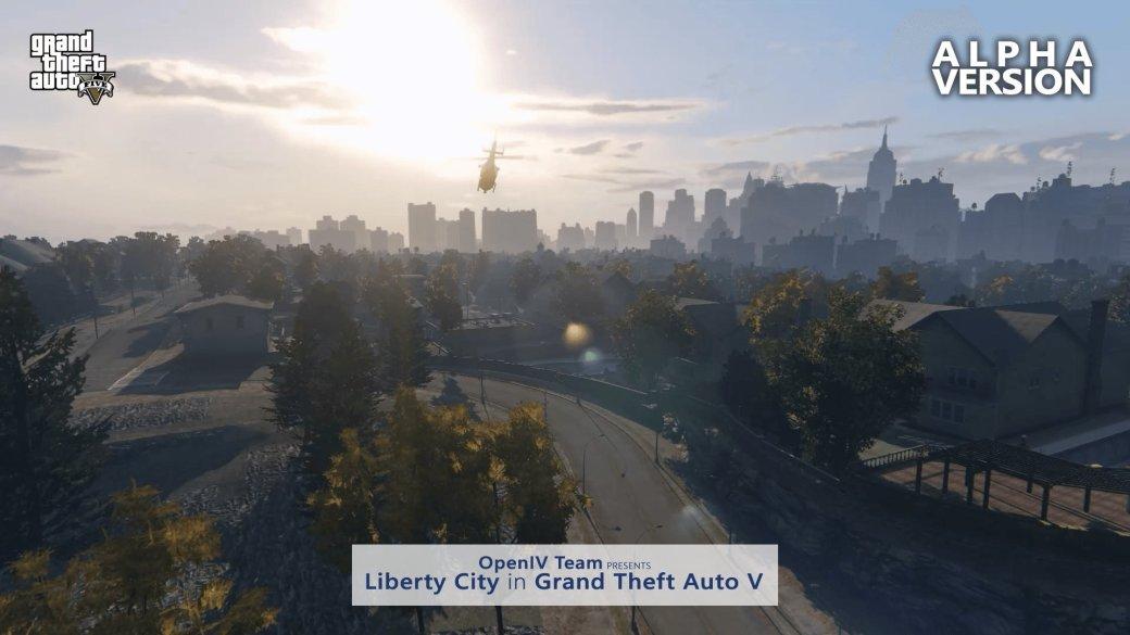12 классных скриншотов Либерти-Сити в GTA 5 - Изображение 5
