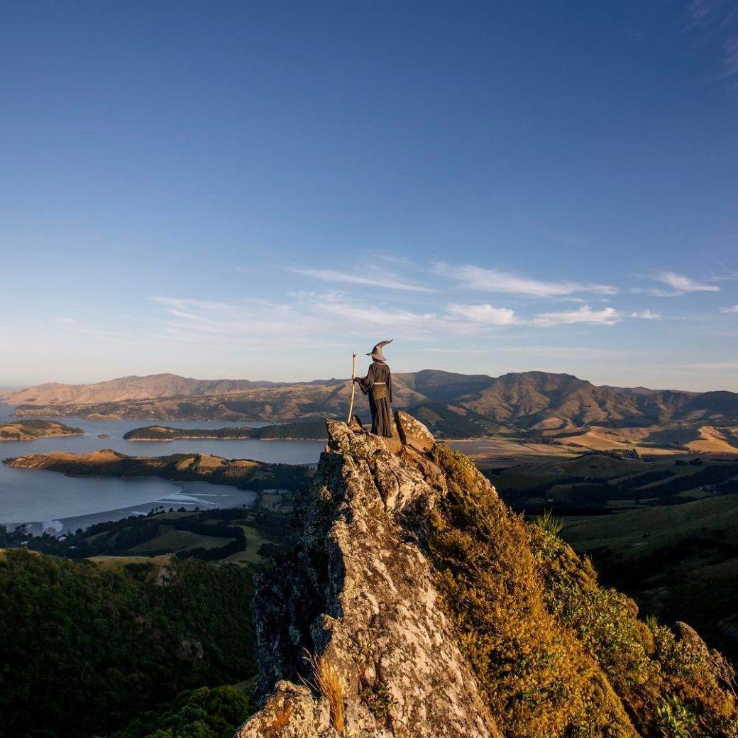 Приключения Гэндальфа вНовой Зеландии: немного Средиземья. - Изображение 9
