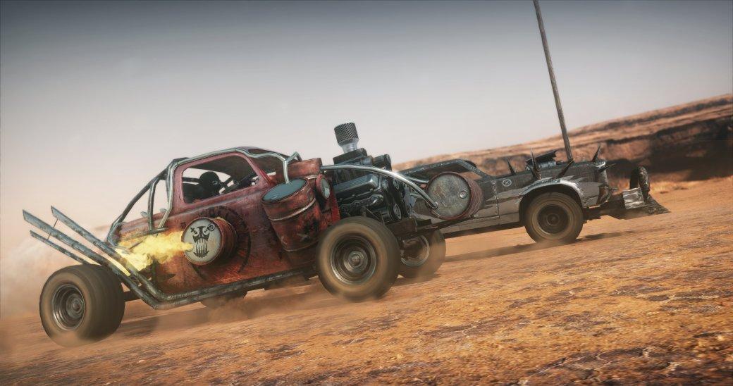 Mad Max: постапокалиптическая песочница - Изображение 5