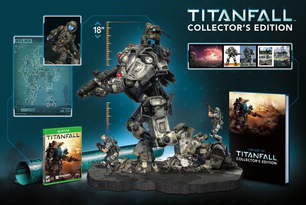 Стали известны дата релиза и коллекционное издание Titanfall - Изображение 1