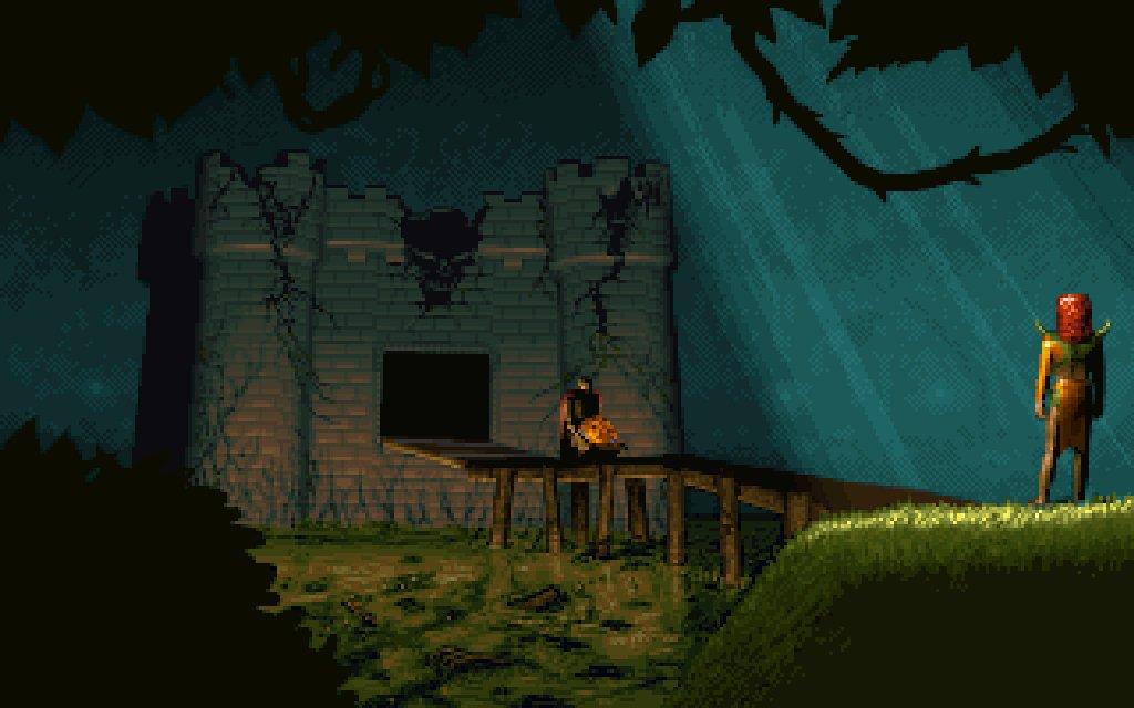 Menzoberranzan и еще 12 отличных игр по AD&D появились на GOG - Изображение 1