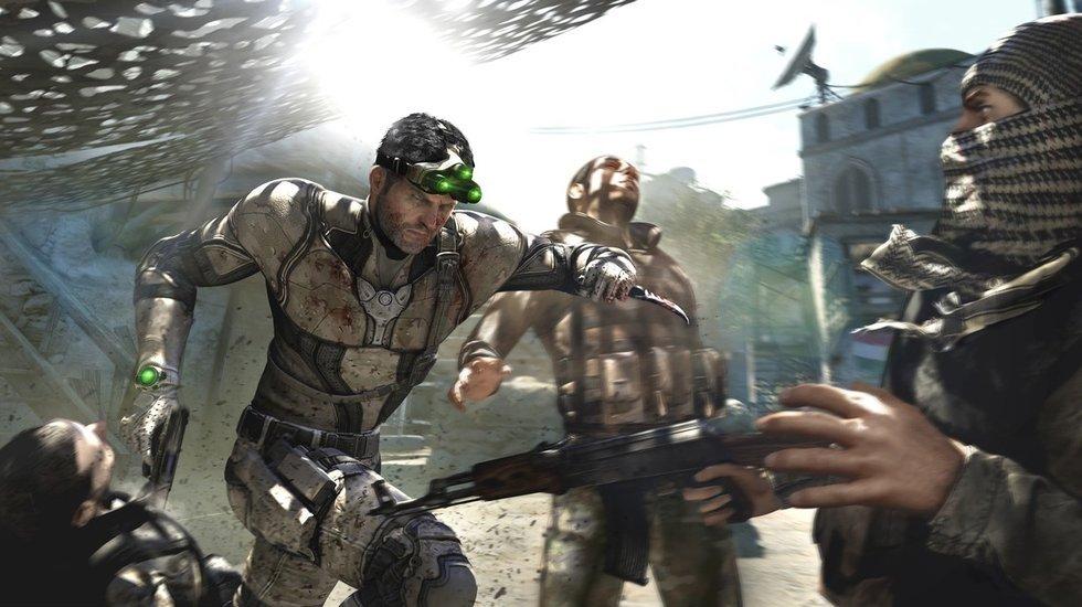 Твои зеленые глаза: превью Splinter Cell: Blacklist. - Изображение 3