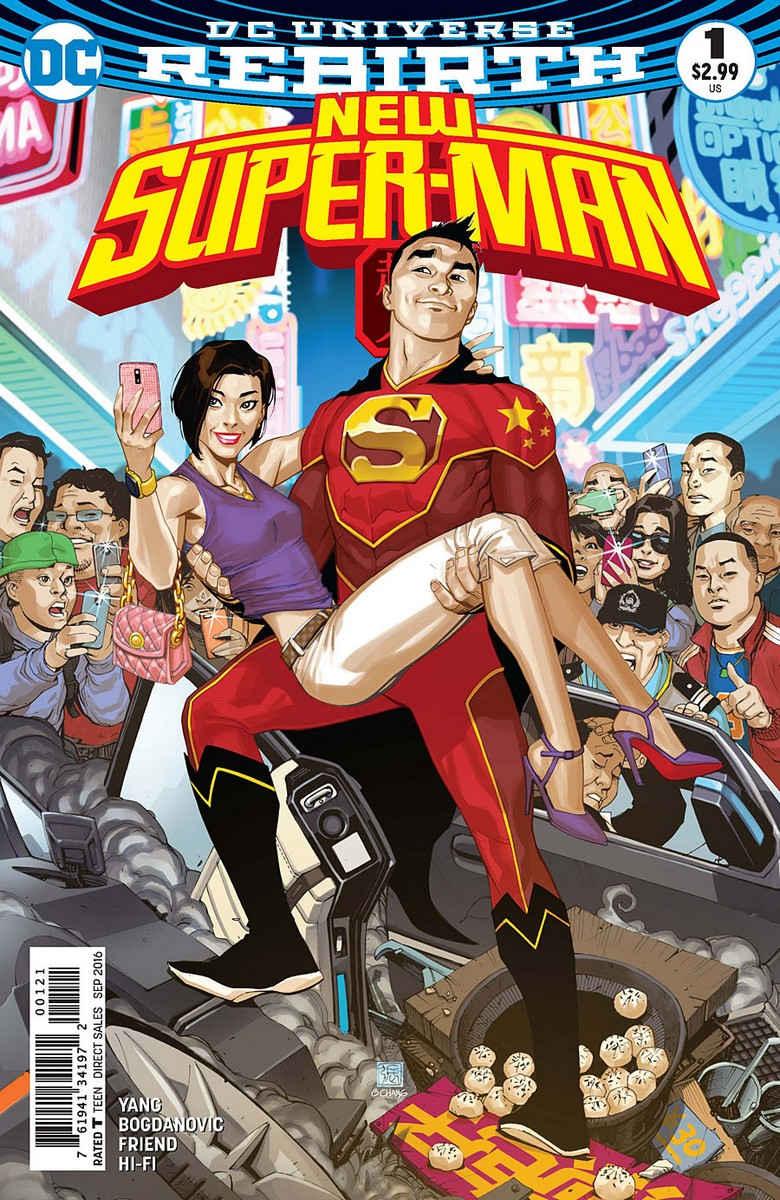 Какие серии DC Rebirth стоит читать? - Изображение 4