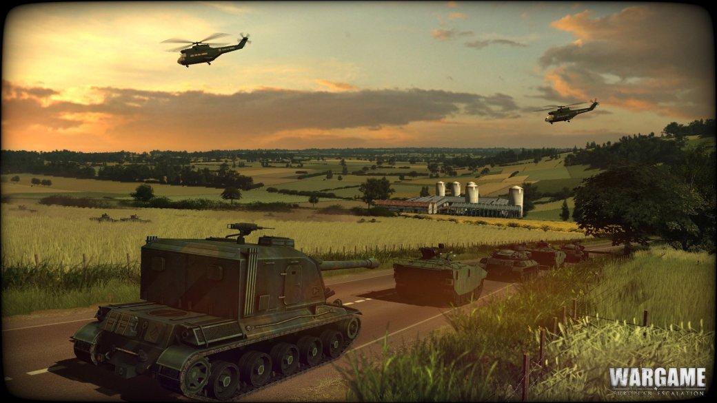 Альтернативная война: рецензия на Wargame - Европа в огне - Изображение 1