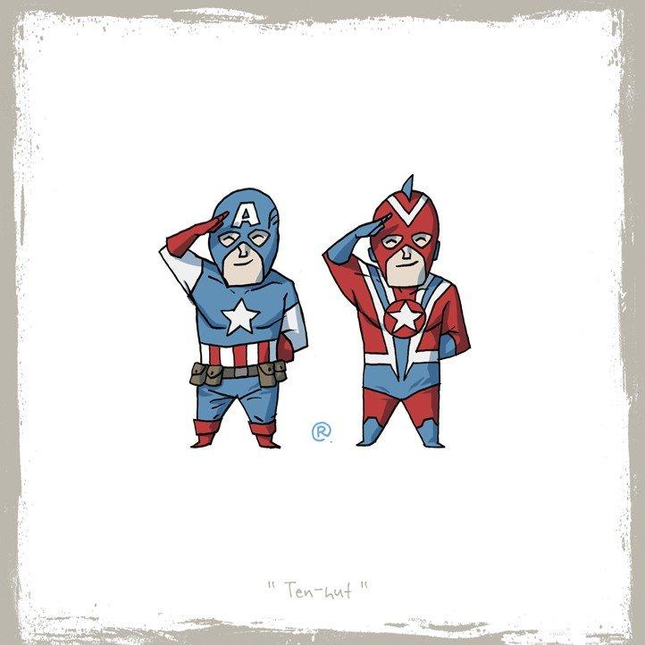 Как Marvel персонажей DC воровала (и наоборот). - Изображение 31