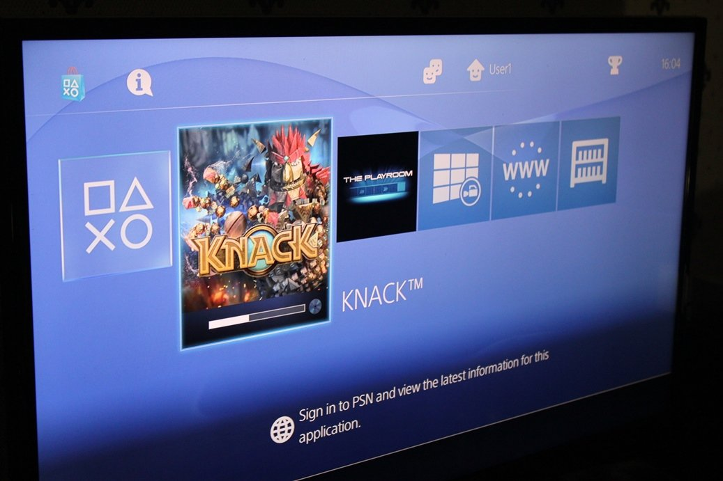 PlayStation 4: распаковка и первый запуск - Изображение 17