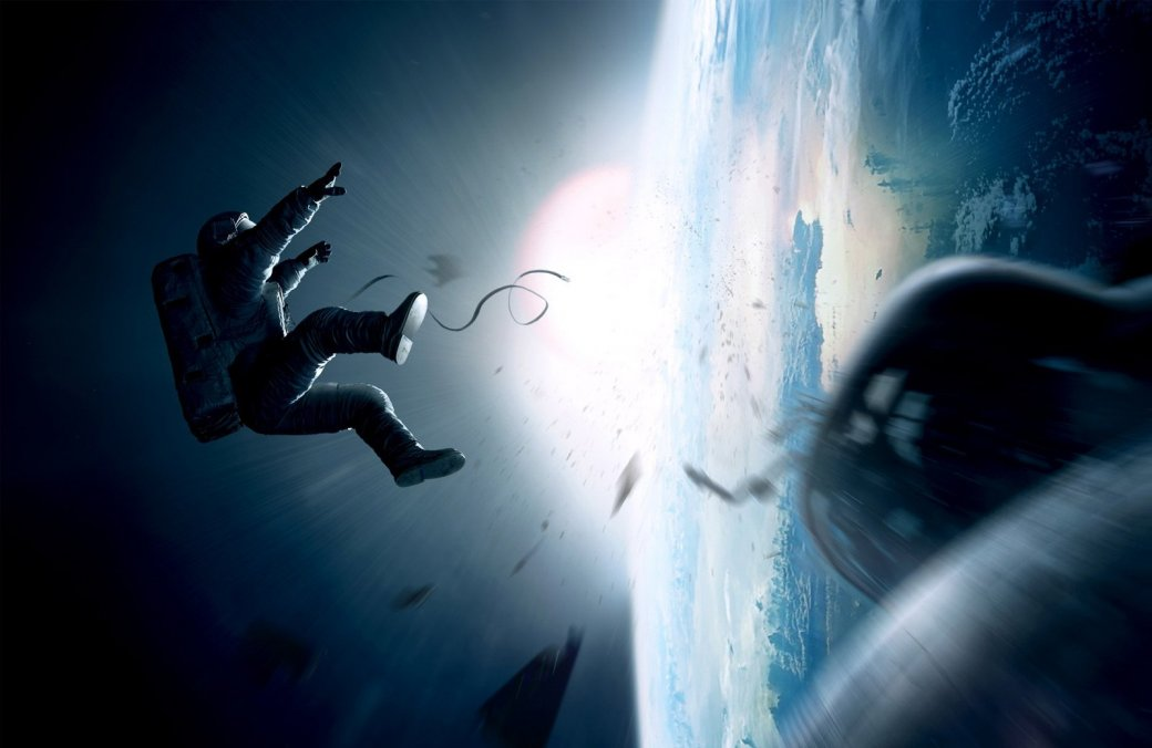 Восход в космосе - это нечто - Изображение 1