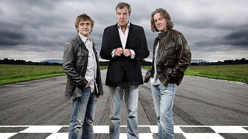 Amazon выпустит шоу с ведущими Top Gear. Netflix, внимание! - Изображение 1