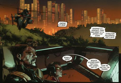 Комиксы: Deus Ex: Human Revolution. - Изображение 5