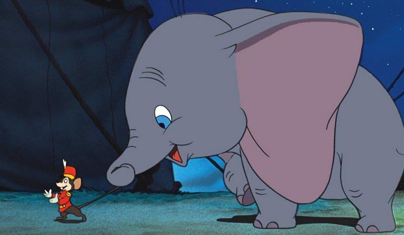Тим Бертон снимет фильм про летающего слоненка Дамбо - Изображение 1