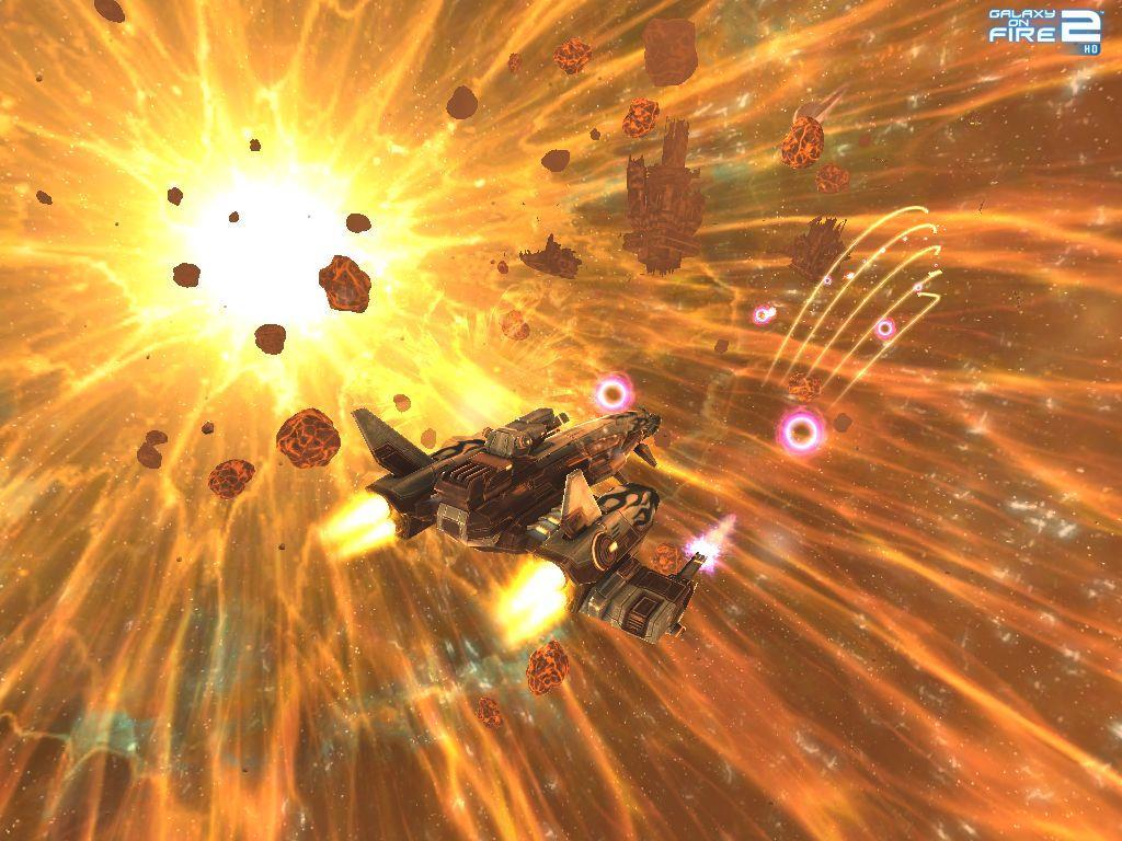 Создателей Galaxy on Fire продали в Koch Media  - Изображение 1