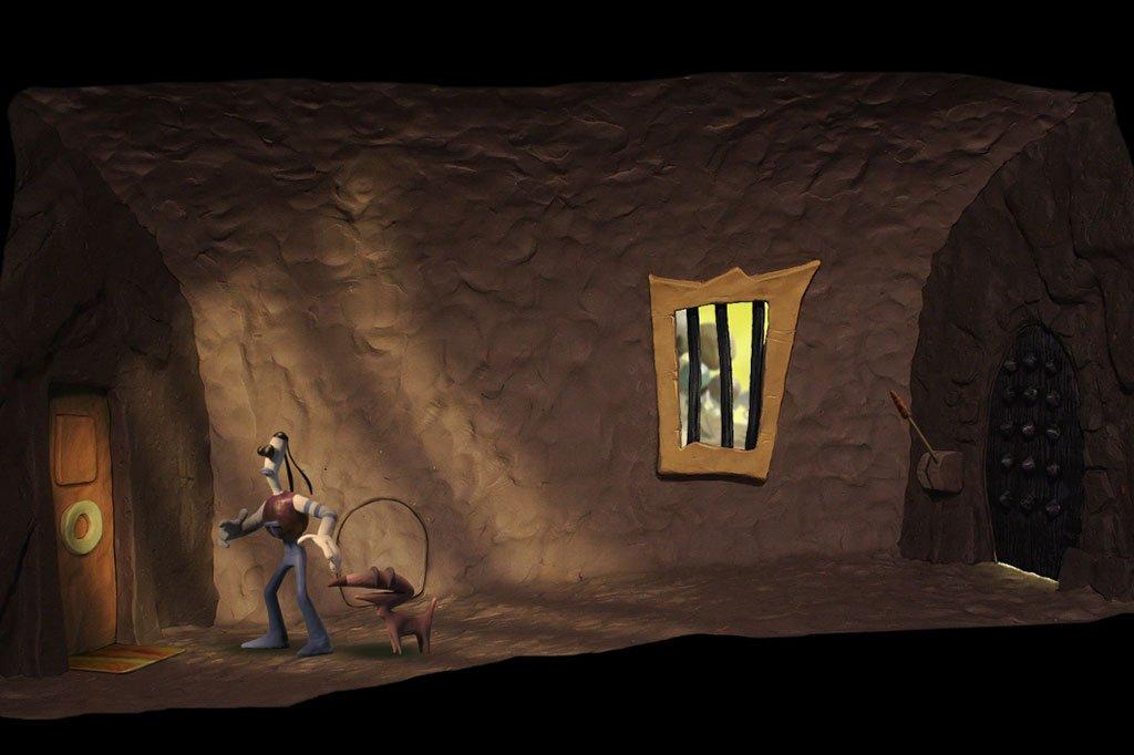 Пластилиновая адвенчура Armikrog вышла в Steam - Изображение 1