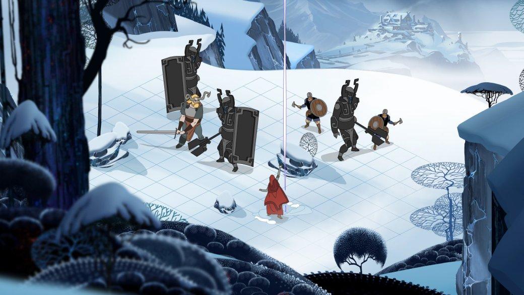 The Banner Saga: Factions. Закрытая бета-версия. Впечатления - Изображение 4