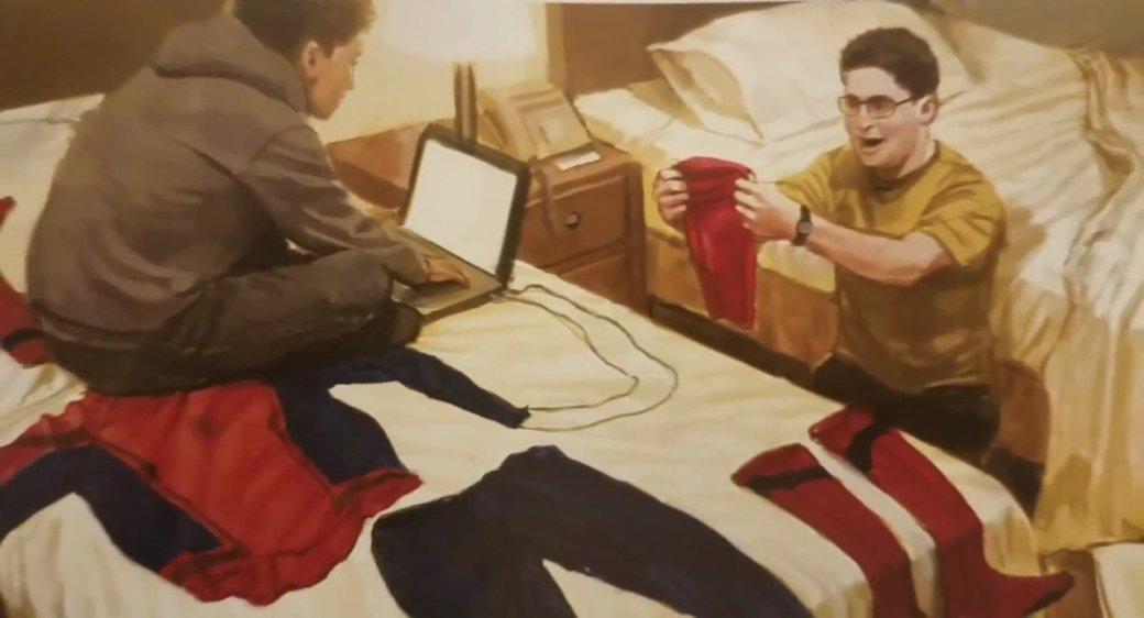 Какие были варианты костюма Человека-паука для «Возвращения домой»? - Изображение 13