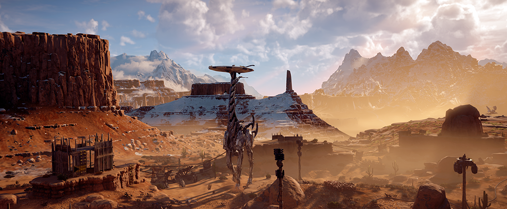 20 изумительных скриншотов Horizon: Zero Dawn - Изображение 13