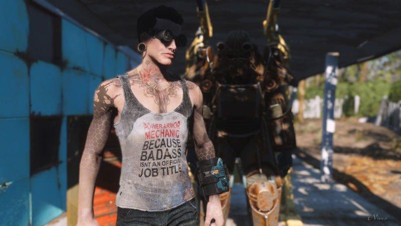 Мода на Пустоши: лучшая  одежда в Fallout 4 - Изображение 1