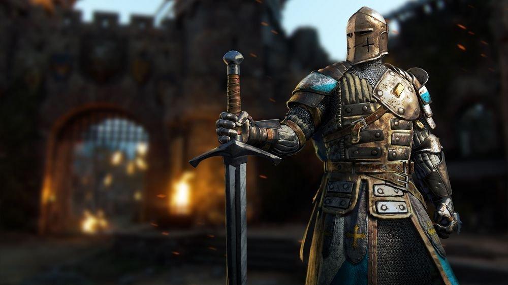 Рыцари штурмуют замок: геймплей первой сюжетной миссии For Honor . - Изображение 1