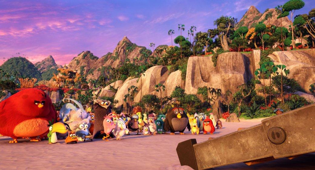 Рецензия на «Angry Birds в кино» - Изображение 8