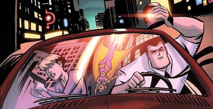 Sony экранизирует комикс Powers для PSN  - Изображение 1