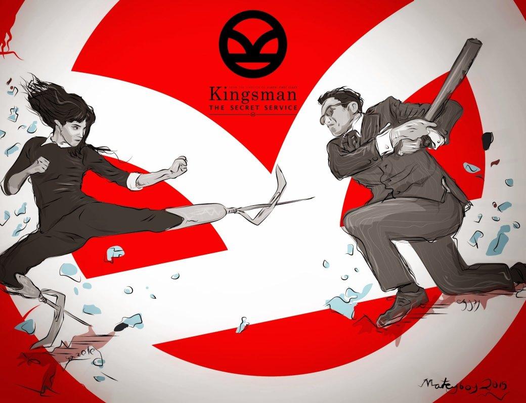 Kingsman: Секретная служба - Изображение 5