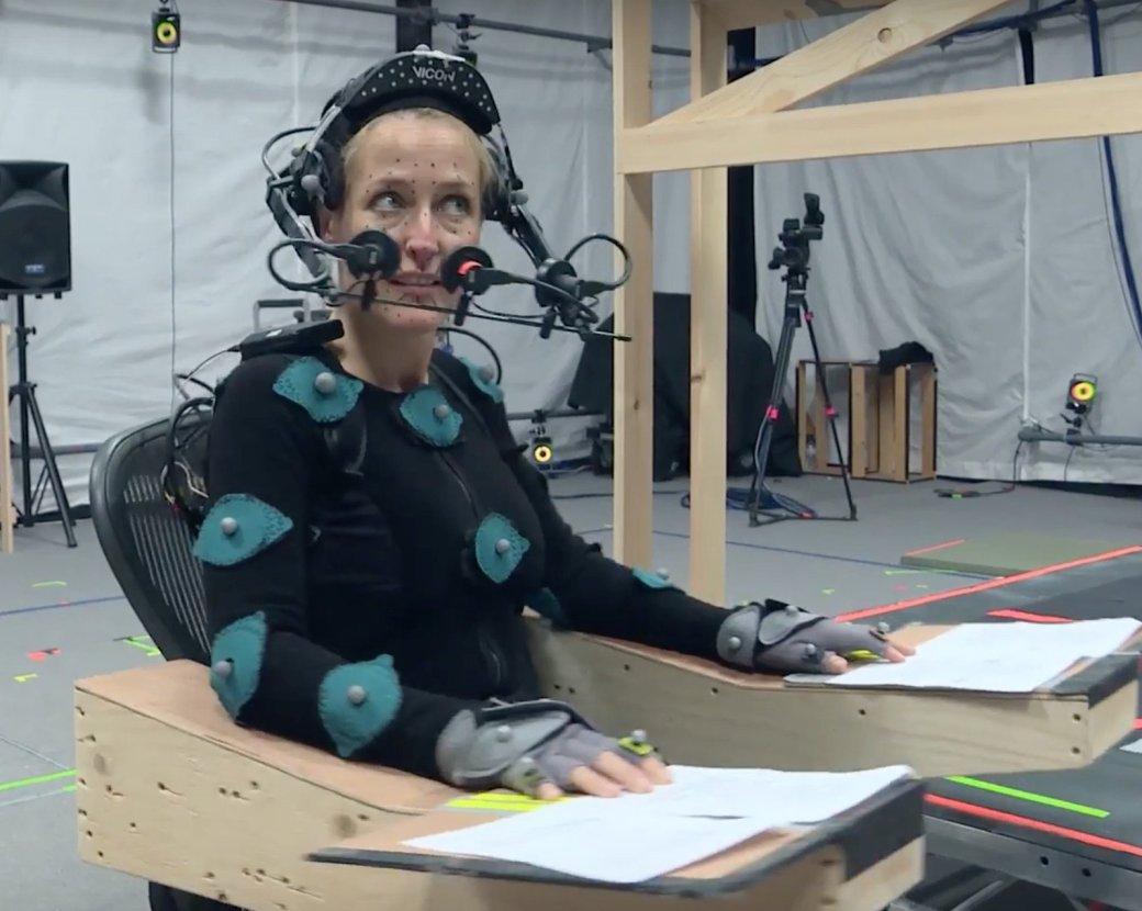 Джиллиан Андерсон на съемках Star Citizen: «Дайте настоящий пистолет!» - Изображение 2