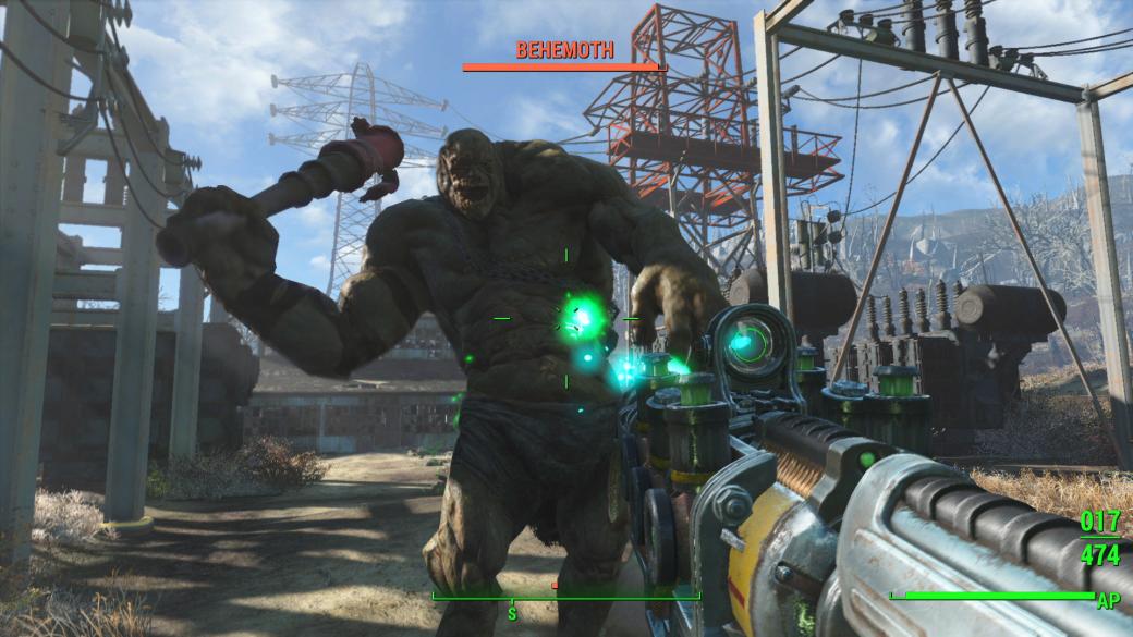 Женщина, собака и пулемет на борту в новом арте и скринах Fallout 4 - Изображение 14