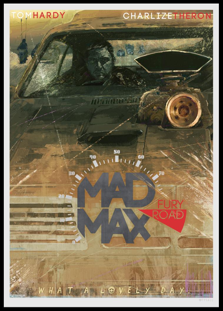 Галерея машин, кадров и постеров к «Безумному Максу: Дорога Ярости» - Изображение 72
