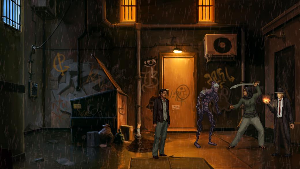Создатель Technobabylon анонсировал новую игру про демонов в Нью-Йорке - Изображение 1