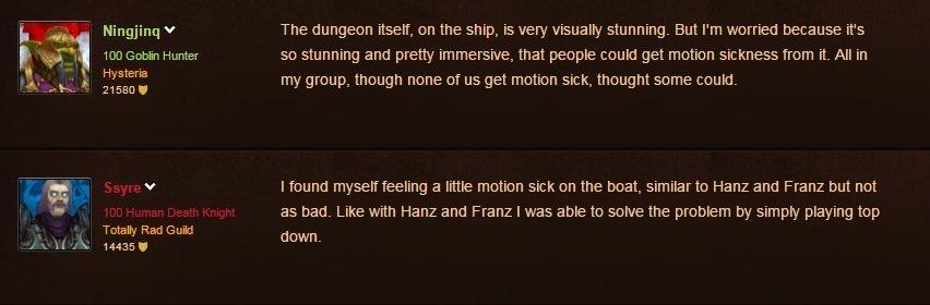 Новое подземелье в WoW: Legion отправляет игроков в морской круиз - Изображение 2