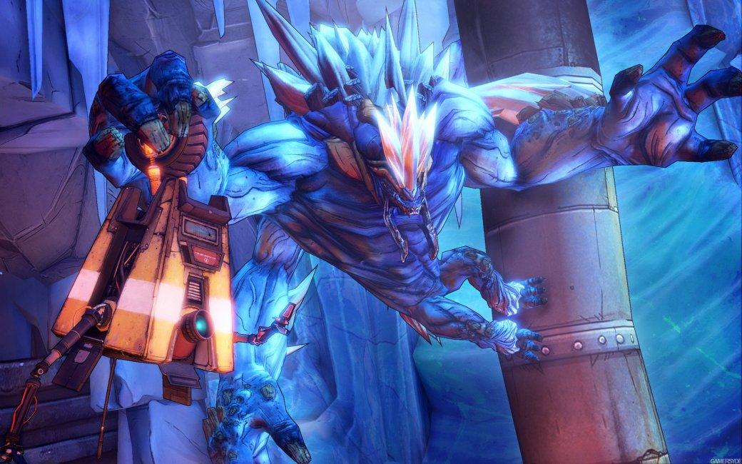 E3: Кадры Borderlands 2 - Изображение 5