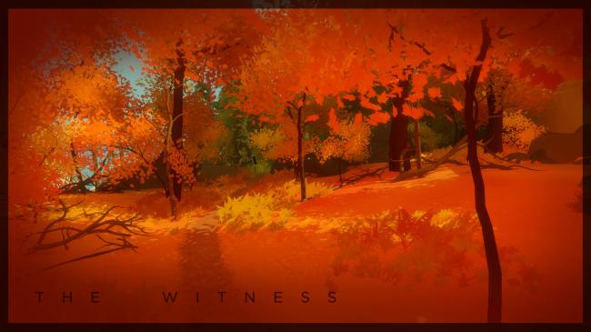 The Witness - 20$ за порисовать на плиточках - Изображение 1