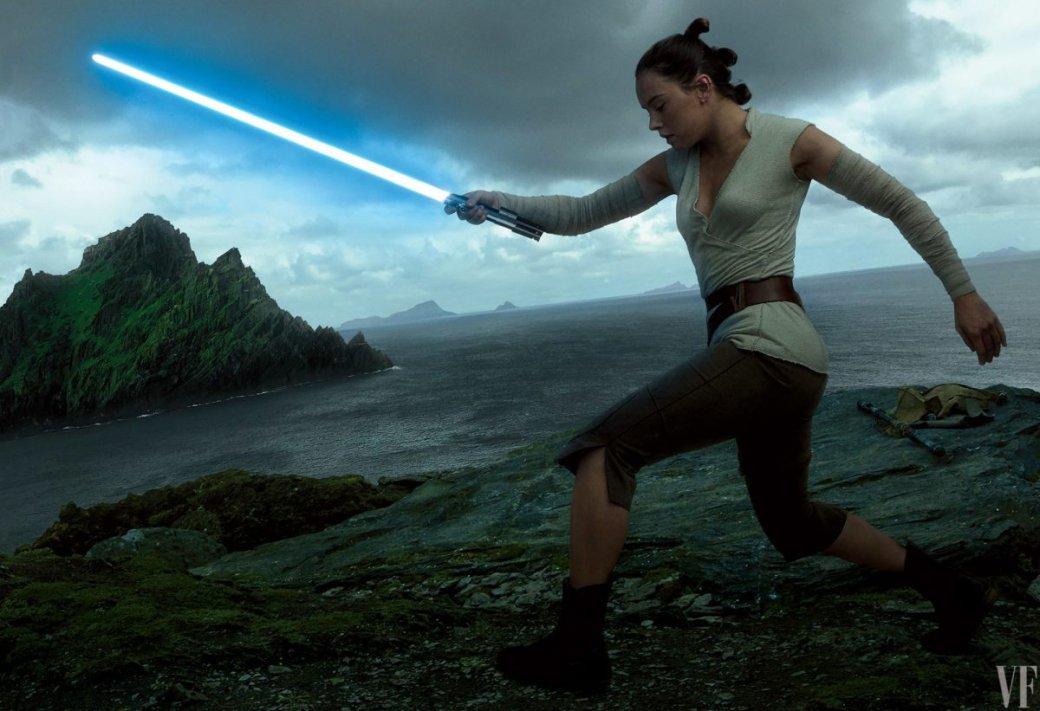Звёздные войны. Эпизод 8: Последний джедай / Star Wars VIII: The Last Jedi [2017]: Режиссер The Last Jedi ответил на обвинения во вторичности