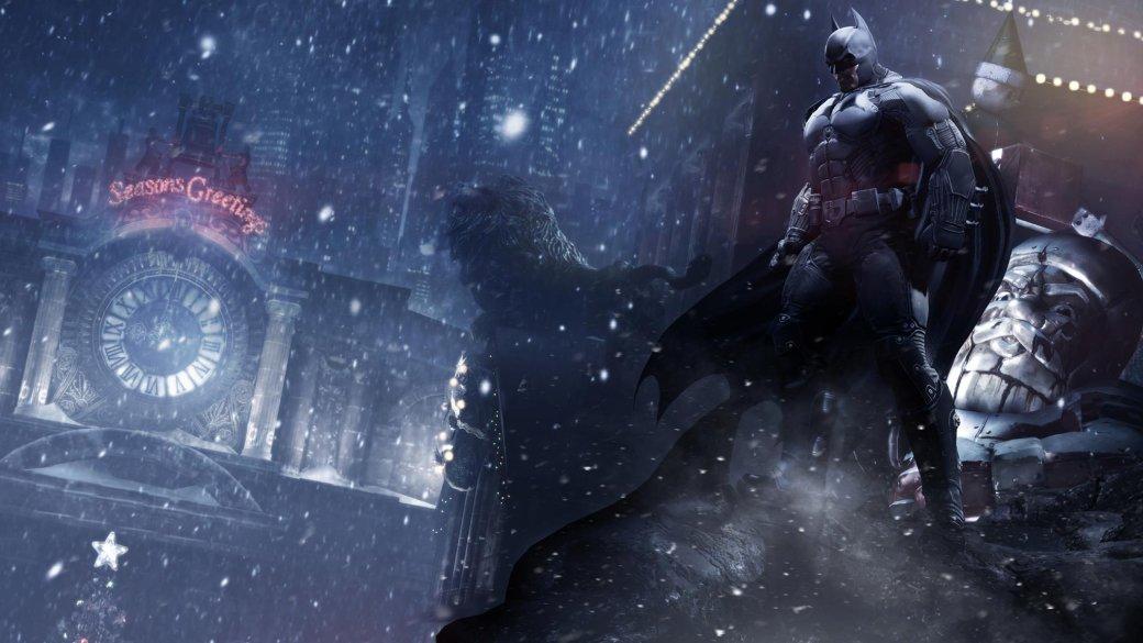 Сегодня вышел Batman: Arkham Origins - Изображение 1