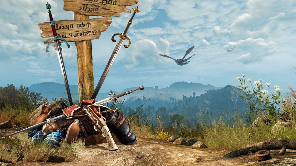 The Witcher 3: New Game+ вышел на XOne, остальным придется подождать - Изображение 1