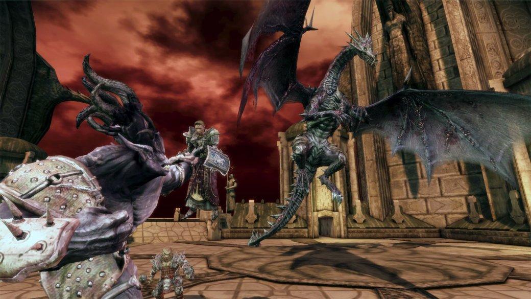 Скачать музыку из игры dragon age